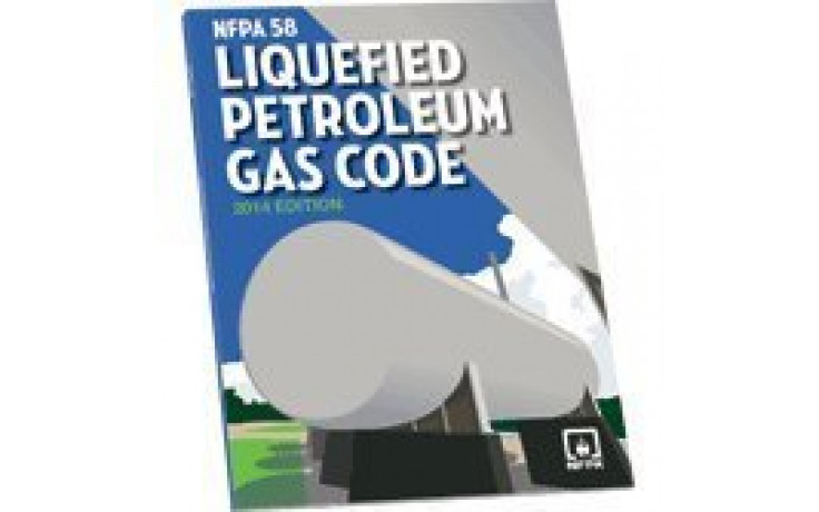 NFPA 58 Liquefied Petroleum Gas Code 2014