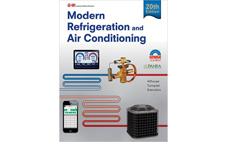 Modern Refrigeration and Air Conditioning - 20th Edition