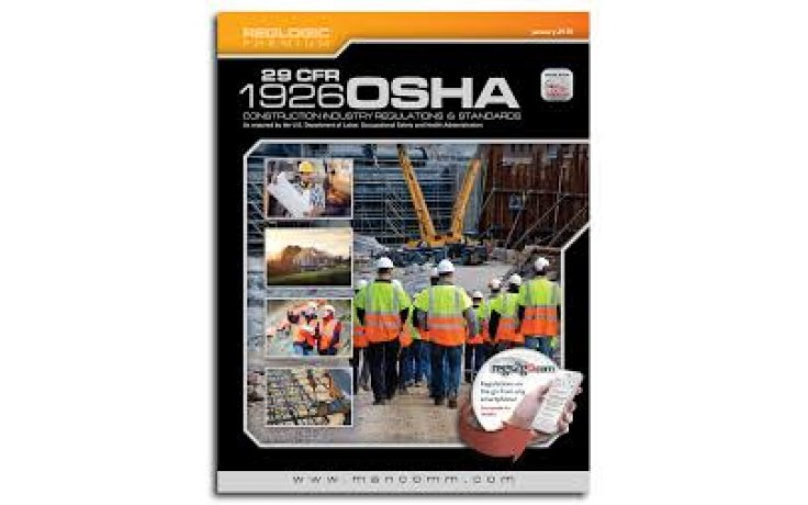 Code of Federal Regulations, Title 29, Labor, Pt. 1926 (OSHA) - January 2019 edition