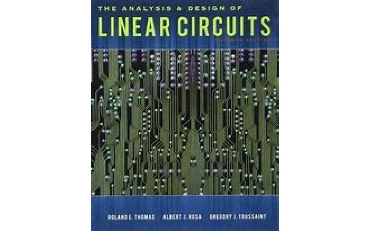 The Analysis & Design of Linear Circuits 7th Edition