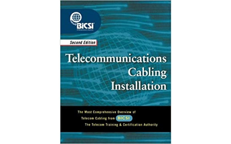 Telecommunications Cabling Installation 2nd Edition