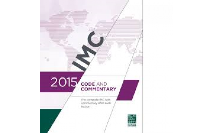 2015 International Mechanical Code & Commentary
