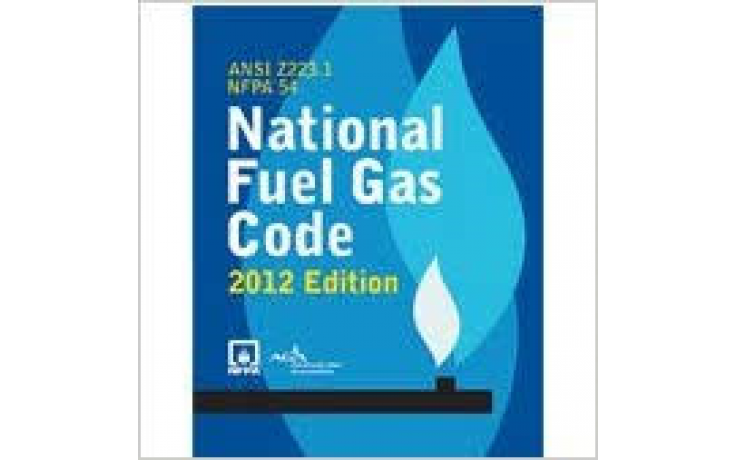 NFPA 54 National Fuel Gas Code 2012