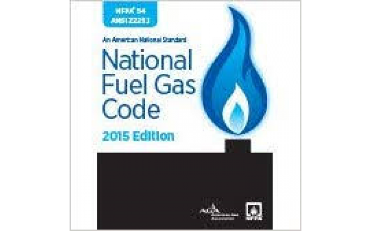 NFPA 54 National Fuel Gas Code 2015