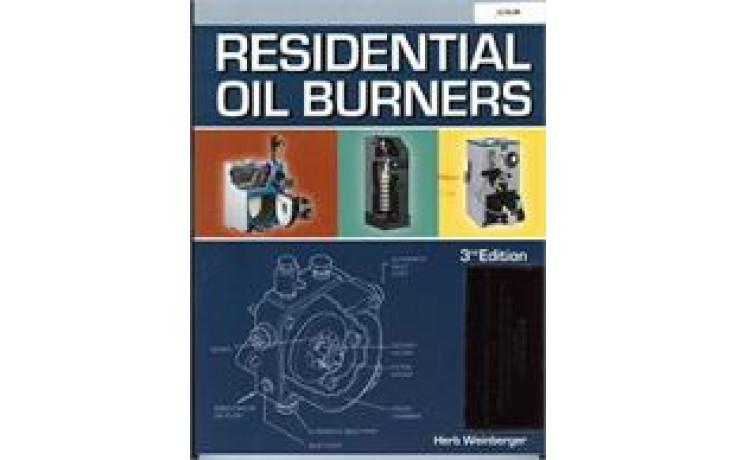 Residential Oil Burners 3rd Edition 2008