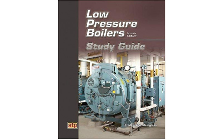 Low Pressure Boilers 4th Edition (Study Guide Only)