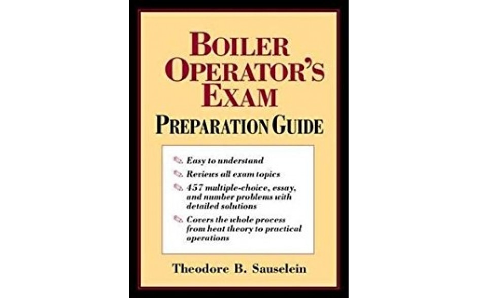 Boiler Operator's Exam Prep Guide