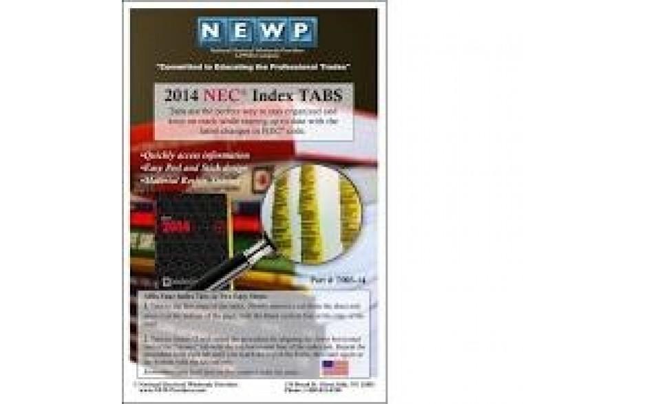 2014 NEC Tabs