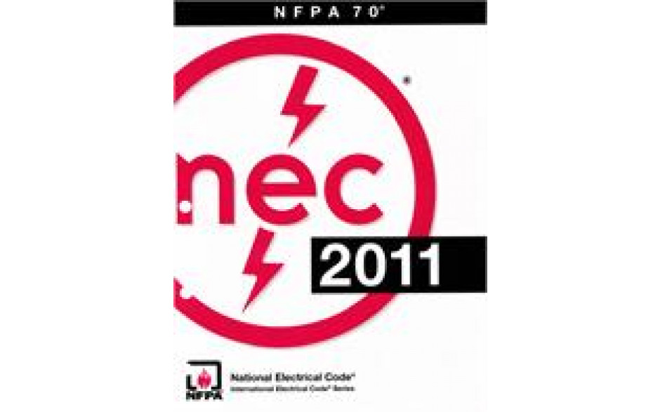 National Electrical Code Book 2011 - NFPA 70