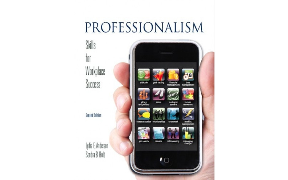 Professionalism- Skills for Workplace Success 2nd Edition