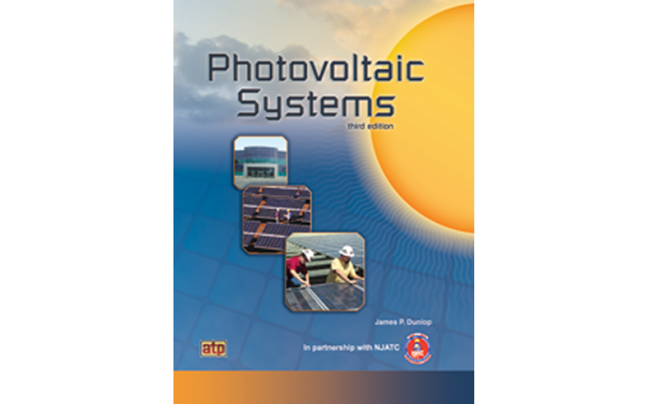 Photovoltaic Systems, 3rd Edition, with Interactive CD ROM