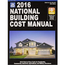 2016 National Building Cost Manual