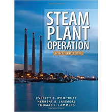Steam Plant Operations 9th edition
